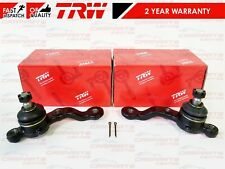 BALL JOINTS TRW FOR LEXUS IS200 IS300 FRONT LOWER RIGHT LEFT SUSPENSION ARM