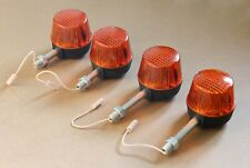 Turn signal light set (4 pc.) for motorcycle URAL,DNEPR.(NEW)