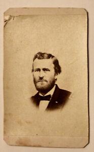 Original Civil War Era CDV Lieutenant General U.S. Grant #2