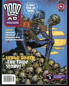 2000 AD Prog 901, 902, 903 Special 3 Prog Mini-Judge Death/Durham Red/Nemesis NM
