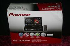 PIONEER AVH-X6700DVD   DVD AUTORADIO RDS AV RECEIVER **BRAND NEW IN BOX**