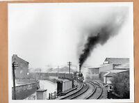 "British rail 75078 Keighley Enthusiasts day 8/4/84.large original 10""x8"" photo."