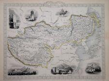 THIBET, MONGOLIA AND MANDCHOURIA BY JOHN TALLIS 1850