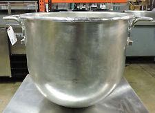 Hobart 30 Qt Commercial Tin Mixer Bowl