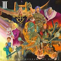 Mobile Suit Gundam THE ORIGIN III Blu-ray Disc Collector's Edition [First Ltd]