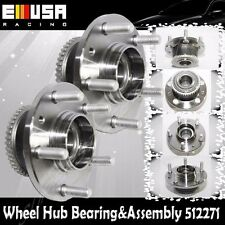 1 Pair REAR Wheel Hub&Bearing for 06-11 Ford Fusion/07-11 Lincoln MKZ 512271