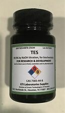 TES, 99.9% by NaOH titration, for biochemistry, 25g