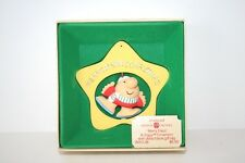 Ziggy Merry, Merry Christmas Ornament Brand New in Original Box 1982