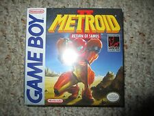 Metroid II 2: Return of Samus (Nintendo Game Boy, 1991) NEW Factory Sealed
