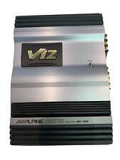 Alpine V12 Mrv-100M Mono car Subwoofer Power Amplifier