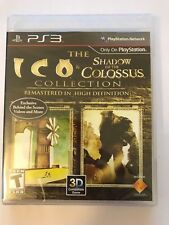 Ico / Shadow of The Colossus HD - PS3 - New & Sealed