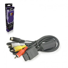 S-Video Cable for the Nintendo Gamecube N64 and Super Nintendo