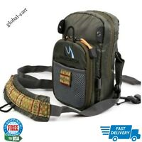 Maxcatch Fly Fishing Chest Bag Lightweight Chest Pack V-combo chest pack