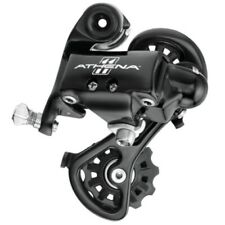 New Black Campagnolo Athena 11-Speed Rear Derailleur Short Cage for Road Bike