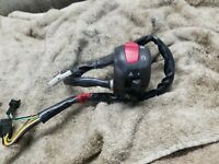 2005 Suzuki Burgman AN400 AN 400 Right Control Handlebar Switch Kill Switch