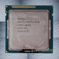 Intel Core i5-3570K i5 3570K CPU Processor 3.4 GHz 5 GT/s LGA 1155/Socket H2