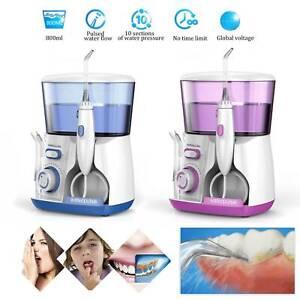 Waterpulse V300 Ultra Water Jet Dental Teeth Flosser Irrigator Flossing Machine