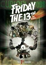 Friday The 13th The Series First Seas 0097361377742 With Louise Robey DVD