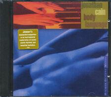 Johnathan Cain - Body Language CD **BRAND NEW/STILL SEALED**