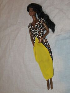 Christie Barbie Doll African American Beauty Secrets Vintage 1979 Superstar F275