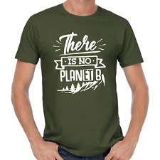 There Is No. Planet B Fridays Demo For a/C Future CO2 Schulstreik Earth T-Shirt