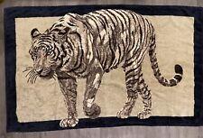 Hermés serviette de bain tigre