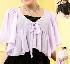 Chiffon Party Patternless Sleeveless Tops & Shirts for Women