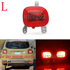 For JEEP RENEGADE 2015 2016 2017 2018 Rear Left Bumper Reflector Lamp Tail Light