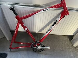 Specialized S Works Sworks E5 Aerotec Frame - 58cm Large