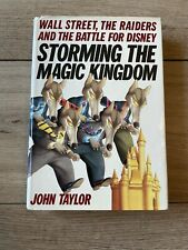 More details for storming the magic kingdom, j taylor (1987 first edition) vintage disney history
