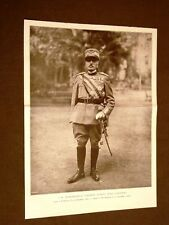 Maresciallo d'Italia Generale Luigi Cadorna Pallanza 1850 – Bordighera 1928