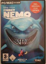 Findet Nemo Action-Game (PC/Mac, 2003, DVD-Box)