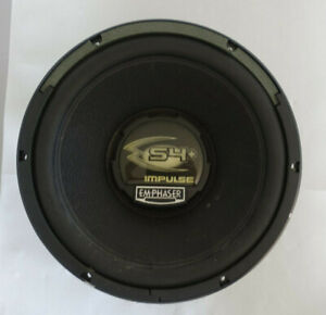 EM-PHASER, Impulse S4+, Subwoofer, Tieftöner, E112S4+