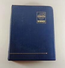 Taller Manual/Manual de Taller Volvo Amazon P120 Von 1964
