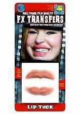 Lip Tuck Botox 3D Tattoo Tinsley Transfers