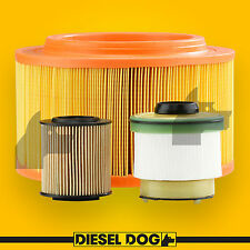 Air Oil Fuel Filter Service Kit - Ford Ranger PX - Diesel Dog 60038
