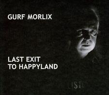 Gurf Morlix - Last Exit to Happyland [New CD]