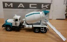 Ready Mix Mack R-Model Mixer 1st Gear 1/34 Diecast 112219DBT