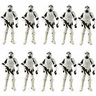 """Lot of 10pcs 3.75"""" Star Wars Stormtroopers OTC Trilogy Action Fiugre Collection"""