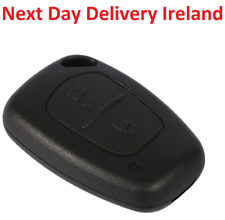 Replacement Remote Car Fob Key Case for Renault Traffic Kangoo Nissan Primastar