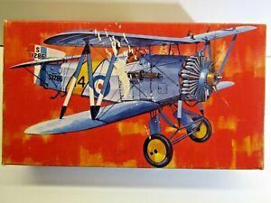 Pyro 1:72 Scale Fairey Flycatcher Model Kit - New - Kit # P610-100
