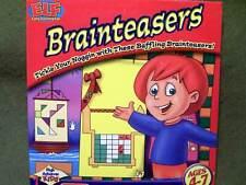 Elf Brainteasers Pc Cd-Rom (English/Spanish) Ages 4-7