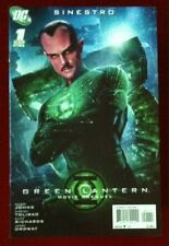 Green Lantern Movie Prequel: Sinestro (2011) #1 - Comic Book - DC Comics