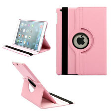 iPad MINI 2 3 Case SMART Stand Leather 360 ROTATING Cover Shockproof A1489 A1599