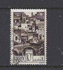 FRENCH MOROCCO - 221, 225-226, 228-235, 241-243- USED-1947-49-VIEWS OF MOROCCO