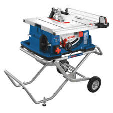BOSCH 4100XC-10 Portable Table Saw,3650 RPM,10 in Blade