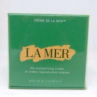 La Mer The Moisturizing Cream CREME DE LA MER 2 oz / 60ml Fast Shipping NEW