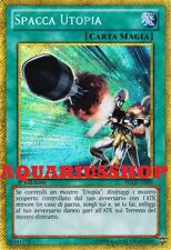 Yu-Gi-Oh! Spacca Utopia PGLD-IT009 GoldSegreta ITALIANO Utopia Buster Fortissimo