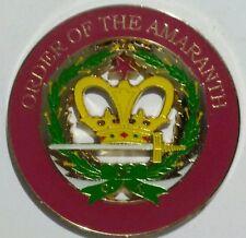 Order of The Amaranth Cut-Out Car Emblem