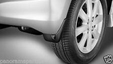 Toyota Yaris Hatch Mudflaps YR YRS YRX 3 and 5 Door Mudguards GENUINE NEW